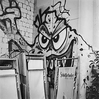 02: Graffiti-Monster