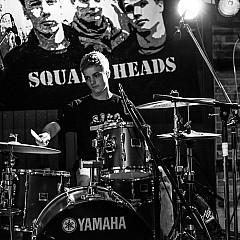 Square Heads bei Rock am Gatter in Hoetmar