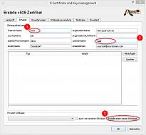 17: Server Zertifikat (Inhaber)