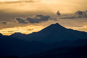 Höchster Pass Neuseelands (1076m)