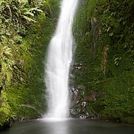Ohau Wasserfall