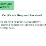 Certification Wizard 04