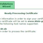 Certification Wizard 07