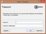 01: Datenbank Passwort